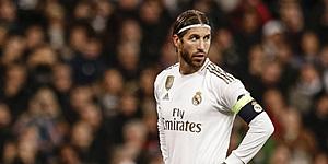 Foto: 'Coronavirus kan tot breuk tussen Real en Ramos leiden'