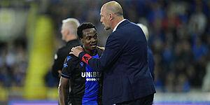 Foto: Tau seizoen langer bij Club Brugge? Makelaar reageert