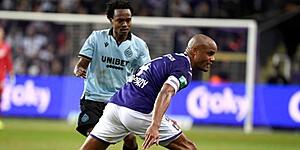 Foto: 'Anderlecht heeft opvallend plannetje met Tau'
