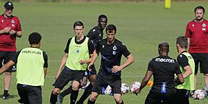 Foto: 'Club Brugge wil opnieuw versterking halen in Zuid-Amerika'
