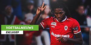 """Foto: EXCLUSIEF: """"Wil Mbokani wel terug naar RSCA? Bij Antwerp voelt hij zich goed"""""""
