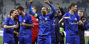 """Foto: Odjidja helpt AA Gent aan fraaie transfer: """"Veel gepraat"""""""