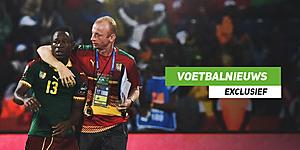 """Foto: """"Trainer bij Oostende? Dat zal de komende weken duidelijk worden"""""""
