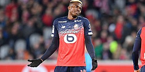 Foto: 'Charleroi dreigt pak miljoenen mis te lopen bij transfer Osimhen'