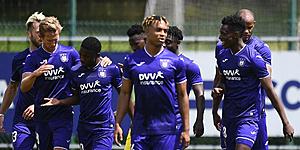 Foto: 'Anderlecht rondt transfer af: contract van vier seizoenen'