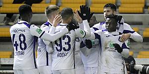 Foto: 'Anderlecht wil last-minute uitpakken met komst topschutter'