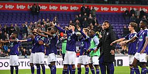 Foto: 'Anderlecht doet inspanning: transfer zo goed als rond'