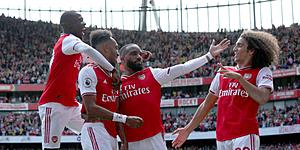 Foto: 'Nog drie topkandidaten op trainerslijstje Arsenal'