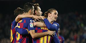 Foto: 'Barça en Juventus onderhandelen weer over ruildeal'