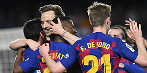 Foto: 'Barça vindt akkoord met nieuwe spits: contract van 4.5 seizoenen'