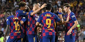 Foto: 'Barça ruikt buitenkansje en meldt zich in Manchester'
