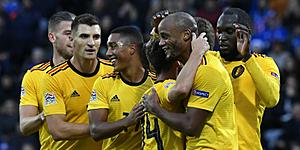 """Foto: VN EXCLUSIEF: """"België is voor mij het beste nationaal team ter wereld"""""""