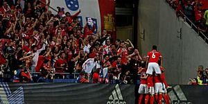 Foto: Meerdere toptrainers wijzen ambitieus Benfica af