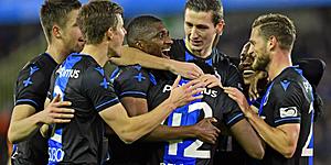 Foto: 'Club Brugge volgt peperdure middenvelder van dichtbij'