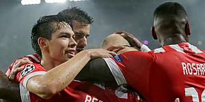 Foto: 'PSV haalt na mislopen Robben en Ribery toch een grote naam'