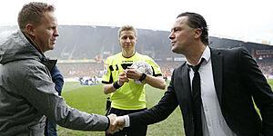 Foto: Beerschot of KV Mechelen: waarom het BAS moest kiezen tussen de regen en de drop