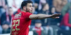 Foto: 'Nieuwe strategie kan Antwerp transfer Hoedt opleveren'