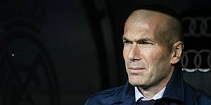 Foto: 'Zidane heeft eerste aanwinst Real voor volgend seizoen bepaald'