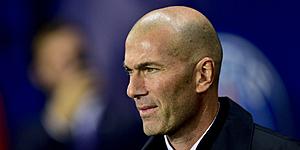 Foto: 'Real geeft Zidane zijn zin: bod van 100 miljoen + James'