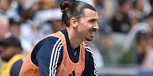 Foto: 'Verrassende club hint naar transfer Ibrahimovic'