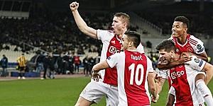 Foto: 'Ajax wil bij Real Madrid shoppen: kostprijs twintig miljoen euro'