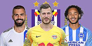 Foto: Koopjes voor Anderlecht: 5 toppers voor max. 2,5 miljoen