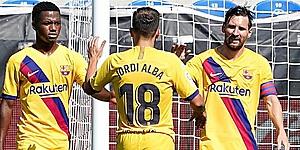 Foto: 'Barça haalt grof geschut boven voor finale droomtransfer'
