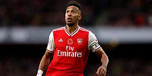 Foto: 'Arsenal waagt nieuwe poging om Aubameyang te overtuigen'