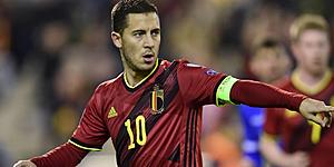 Foto: Hazard doet opvallende transfergeheimen uit de doeken