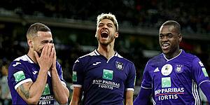 Foto: Roofe, Colassin of Dimata: wie is dé spits voor Anderlecht?