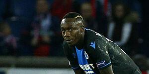 Foto: 'Diagne kost Club Brugge opnieuw een stevige som'