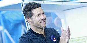 Foto: Atletico niet te houden: ook oud-speler Real tekent