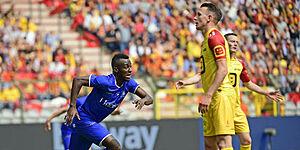 Foto: 'Vier clubs willen Dompé weghalen bij AA Gent'