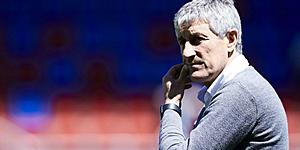 Foto: 'FC Barcelona neemt beslissing over omstreden Setién'