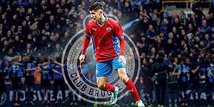 Foto: 'Club Brugge wil uitpakken met 'nieuwe Berge'