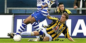 """Foto: VN EXCL Belg kwam uit voor Vitesse: """"Werd zo zelfs Rode Duivel"""""""