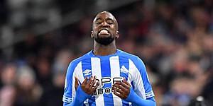 Foto: 'Mbenza kan na zes maanden terugkeren in de Premier League'
