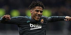 Foto: 'Volgende uitgaande transfer al in de maak bij Barça'