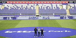 """Foto: Anderlecht keert terug naar 'Het Park': """"Anders geen Nasri of Kompany"""""""