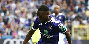Foto: Anderlecht heeft nieuwe club voor Lutonda gevonden