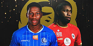 Foto: Mbokani vs David: wie verdient de Gouden Stier het meest?
