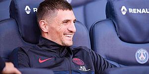 "Foto: Meunier wees Engelse club af: ""Qua ambities moest ik inleveren"""