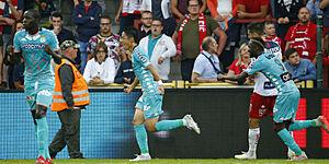 Foto: Charleroi beloont aanvaller voor sterke start met nieuw contract