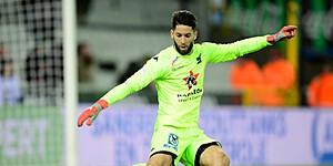 Foto: 'Reservedoelman Cercle kan verrassende transfer naar Ligue 1 maken'