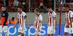 Foto: EXCLUSIEF: Olympiacos strikt Belgische spits, maar leent hem mogelijk uit