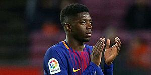 Foto: 'Barça wil Dembélé lozen, Juventus steekt handje toe'
