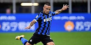Foto: 'Nainggolan komt zeer dicht bij vertrek bij Inter'