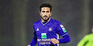 Foto: Anderlecht kan ook snel van Saief verlost raken