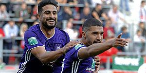 Foto: 'Anderlecht hoopt vier spelers snel van de hand te doen'