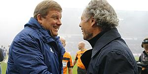 Foto: Vanhaezebrouck of Preud'homme nieuwe voorzitter Pro League?